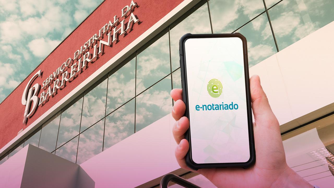 Certificado Digital E-Notariado   Cartório da Barreirinha - Curitiba